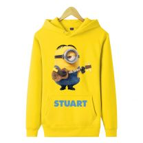 Despicable Me Stuart Pullover Hoodie