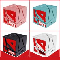 Dota 2 Bluetooth Speaker Wireless Loudspeaker LED TF USB Subwoofer Speakers