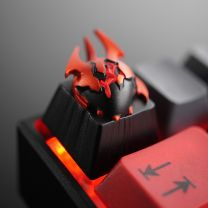 Dota 2 Heart of Tarrasque Mechanical Keycap