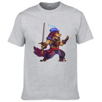 Dota 2 Pangolier Printed T-Shirt Short Sleeve Shirt