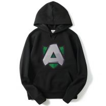 Dota 2 Team Alliance Pullover Fleece Hooded Sweatshirt