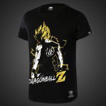 Dragon Ball Super Saiyan Son Goku Black Tee Shirt