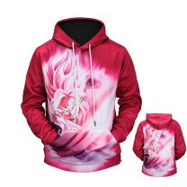 Dragon Ball Z Super Saiyan Hooded Sweatshirt