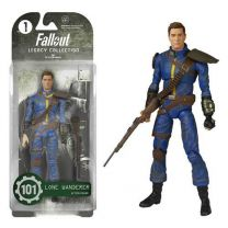 Fallout Shelte 4 Lone Wanderer PVC Action Figure