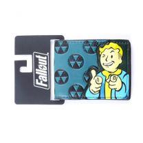Fallout Vault Boy Character Short Wallet