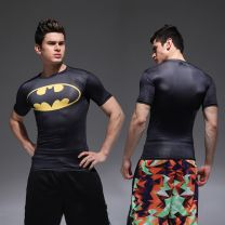 Fashion BatMan Fitness T-Shirt - Men's