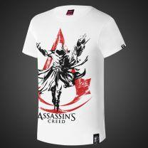 Assassin's Creed Men's White Tee Shirt