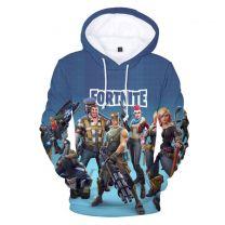Fortnite 3D Pullover Hoodie