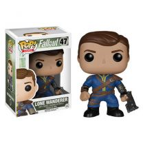Funko POP Fallout Lone Wanderer Vinyl Toy Action Figure