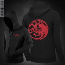 Game of Thrones Fire And Blood Hoodie
