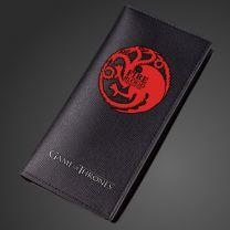 Game Of Thrones House Targaryen Long Wallets