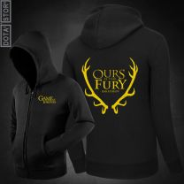 Game of Thrones Ours is the Fury Hoodie