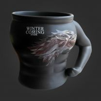 Game of Thrones Winter is Coming Coffee Mug