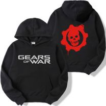 Gears of war Pullover Casual Hoodie with Pockets