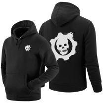 Gears of war Pullover Fleece Hooded Sweatshirt