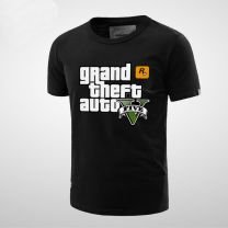 Grand Theft Auto Cotton Men T-Shirt