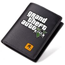 Grand Theft Auto PU Leather Bifold Wallet