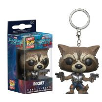 Guardians of the Galaxy Rocket Funko POP Keychain