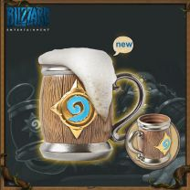Hearthstone Of Warcraft Innkeeper's Stein Beer Mug Water Cap Coffee Mug