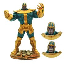 Large Size Thanos Resin Action Figure Statue
