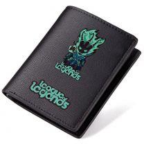 League of Legend Thresh PU Leather Bifold Wallet