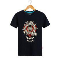 League of Legends LOL Draven Cotton Tee Shirt