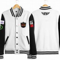 League of Legends Team SKT  (SK telecom t1) Baseball Coat