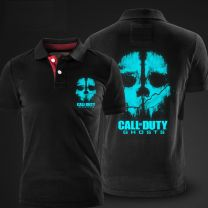 Luminous Call of Duty Ghosts Polo Shirt