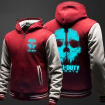 Luminous Call of Duty Ghosts Thicken Hoodie