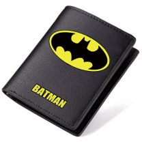 DC Batman PU Leather Bifold Wallet