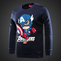 Marvel Captain America Hoodie Sweatshirt No zipper