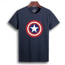 Marvel Captain America Short Sleeve Tee Shirt