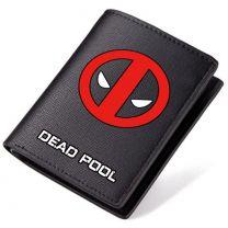 Marvel Deadpool PU Leather Bifold Wallet