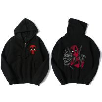 Marvel Deadpool Pullover Hoodie Sweatshirt