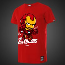 Marvel Iron Man Shirt - Men's