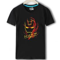 Marvel Iron Man Short Sleeve Shirt