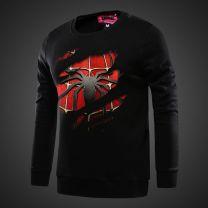 Marvel Spiderman Hoodie Sweatshirt No zipper
