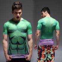 Marvel The Incredible Hulk Fitness T-Shirt