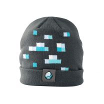 Minecraft Creeper Kids Knitted Hat