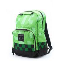 Minecraft Creeper School Bag Backpack