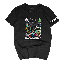 Minecraft Creeper T Shirt for men and women