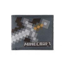 Minecraft Diamond Sword Kids Canvas Wallet