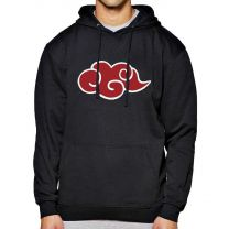 Naruto Logo Pullover Hoodie Sportswear