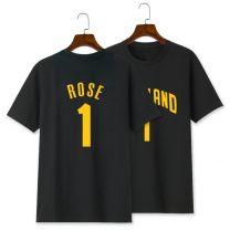 NBA Derrick Rose Number 1 Tee Shirt