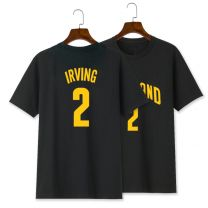 NBA Kyrie Irving Number 2 Tee Shirt