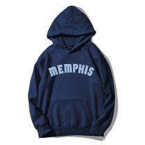 NBA Memphis Printed Pullover Hoodie