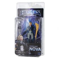 NECA Heroes of The Storm Dominion Ghost NOVA PVC Action Figure Model