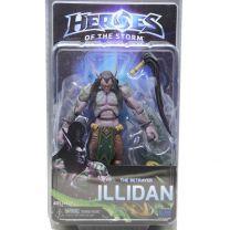 NECA Heroes of The Storm Demon Hunter Illidan Stormrage PVC Action Figure Model