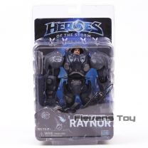 NECA Heroes of The Storm Renegade Commander RaynorPVC Action Figure Model