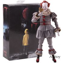 NECA Stephen King's It Ultimate Pennywise PVC Action Figure